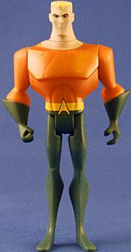 OAFE - Justice League Unlimited: Aquaman review